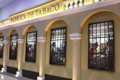 Fabrica de Tabaco