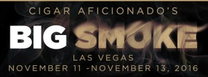 Cigar Aficionado Big Smoke 2016