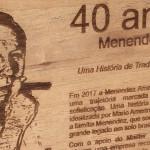 Alonso Menendez 40 anos